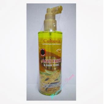 Harga Cultusai Hair Tonic & Antifrizz 250 ml