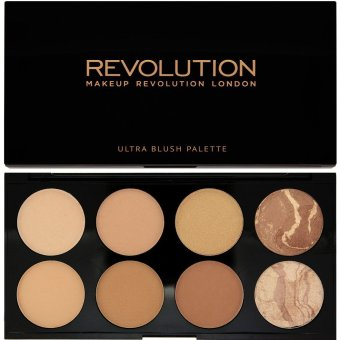 Harga Makeup Revolution Bronze Palette All About Bronze