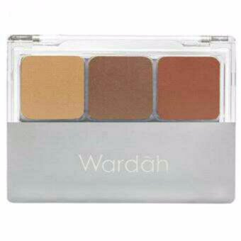Harga Wardah Eye Shadow A_Raisya