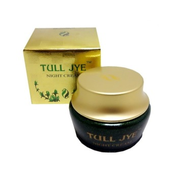 Harga TULL JYE - Night Cream Super - Hijau