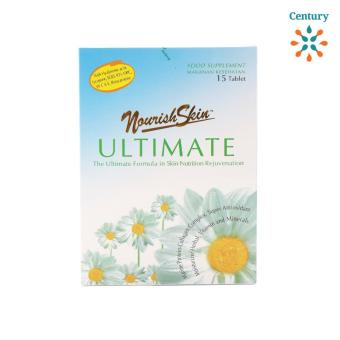 Harga NOURISH SKIN ULTIMATE @15 TABS