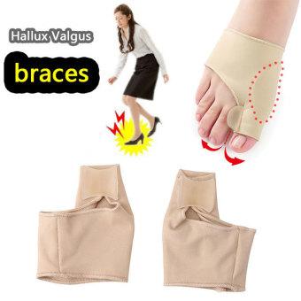 Kualitas perawatan kaki Bunion penggunaan penyangga kaki pereda nyeri Hallux Valgus pendukung - Internasional
