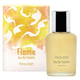 Harga Wardah Eau De Toilette Flame 35ml