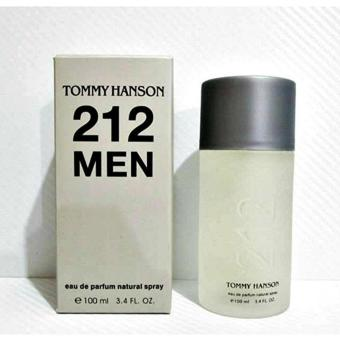 Harga Tommy Hanson parfum 212 Men Silver Classic 100ml-Dona store