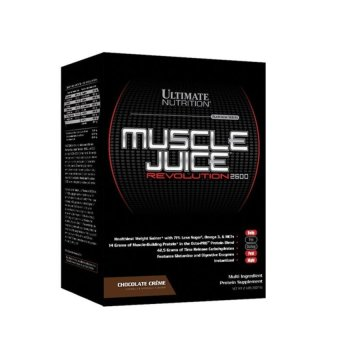 Harga Ultimate Nutrition Muscle Juice Revolution 2 lb - Chocolate