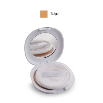 Harga Bless Compact Powder Beige