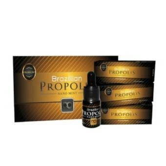 Harga Propolis Moment Brazilian Original - 5 Botol 10ml