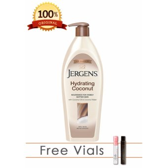 Harga Jergens Hydrating Coco Dry Skin Moist650