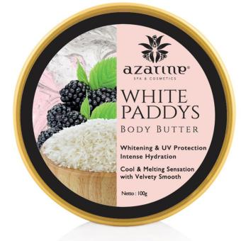 Harga White Paddys Body Butter