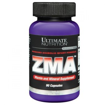 Harga Ultimate Nutrition ZMA - 90 Kapsul