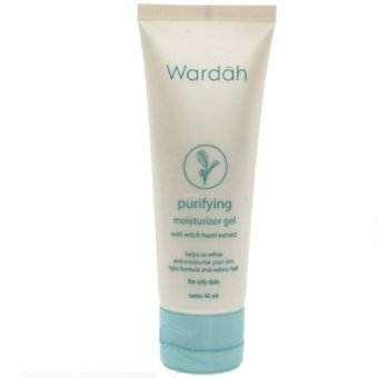 Harga Wardah Purifying Moisturizer Gel