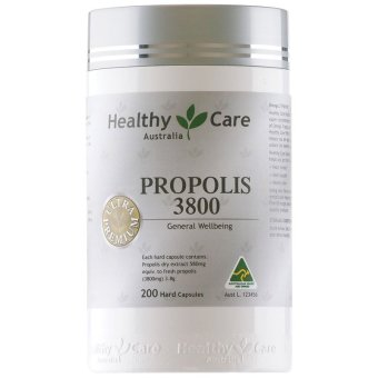 Harga Healthy Care Ultra Premium Propolis 3800mg - 200 Kapsul