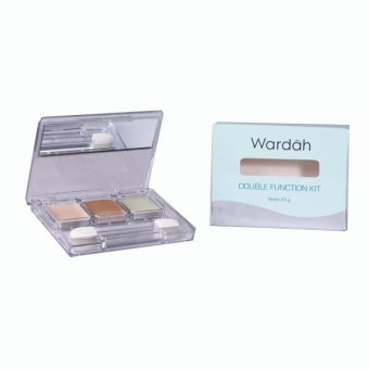 Harga Wardah Double Function Kit
