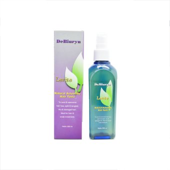 Harga DeBiuryn Levite Hair Tonic - Tonik Rambut Rusak Kering Kusut - Detangle Hair Treatment Tonic - 200 mL