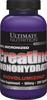 Harga Ultimate Nutrition Creatine Capsules