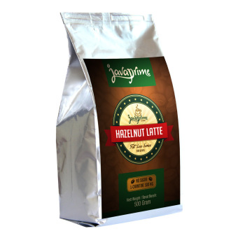Harga Ultimate Nutrition Java Prime Coffee Hazelnut Latte - 500Gram