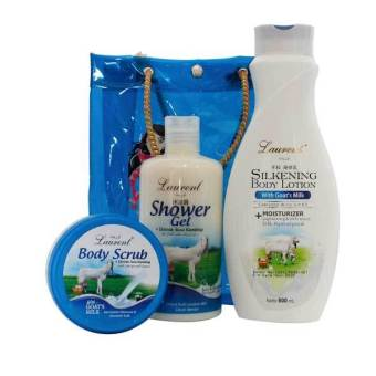 Harga Laurent Goat's Milk Set - Large
