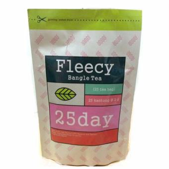 Harga Fleecy Bangle Tea - Slimming Tea 25 bag