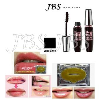 JBS Mascara Waterproof - Collagen Lip Mask - Masker Bibir