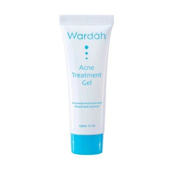 Harga Wardah Acne Treatment Gel