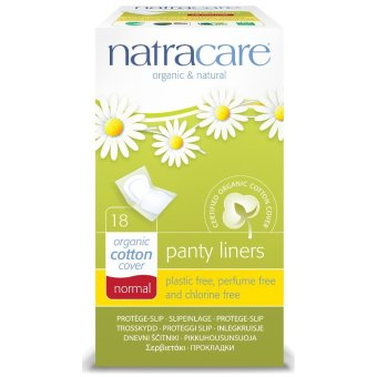 Harga Natracare Panty Liners Normal Wrapped