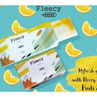 Harga Fleecy Body Soap Fruits & Milk