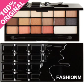 Harga Makeup Revolution Chocolate Vice Palette