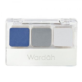 Harga Wardah Eye Shadow N