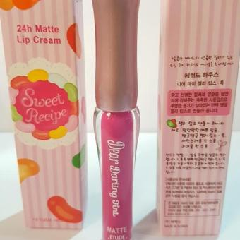 Harga Lip Cream Sweet Recipe Dear Darling Tint - JOR 8
