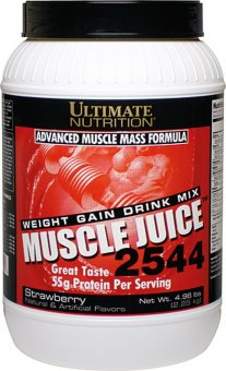 Harga Ultimate Nutrition Muscle Juice 4.96 lbs - Strawberry