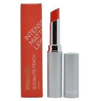 Home · Wardah Longlasting Lipstik No8 Red Velvetraisya; Page - 3. Wardah Intense Matte