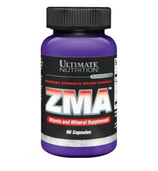 Harga Ultimate Nutrition ZMA 90 Capsules