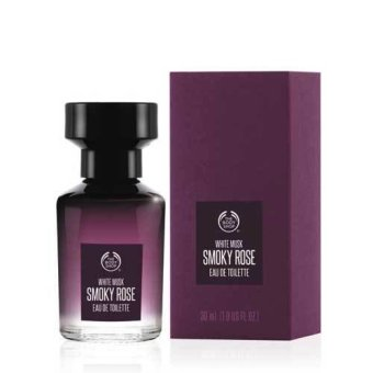 Harga The Body Shop White Musk Smoky Rose Edt 30ml