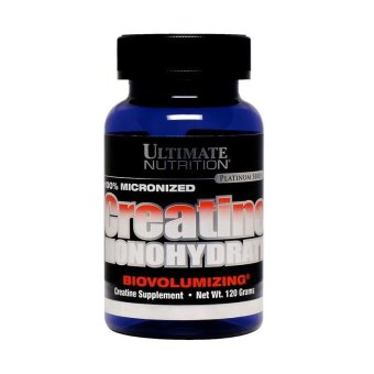 Harga Ultimate Nutrition Creatine Monohydrate 120Gram