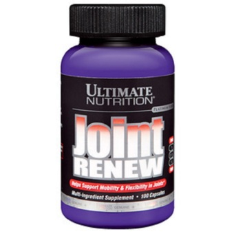Harga Ultimate Nutrition JOINT RENEW 100Caps