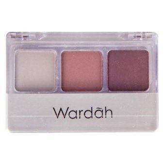 Harga Wardah Eye Shadow D