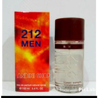 Harga 212 Men Sweet Choco Lim_store by Tommy Hanson 100ml-DLS