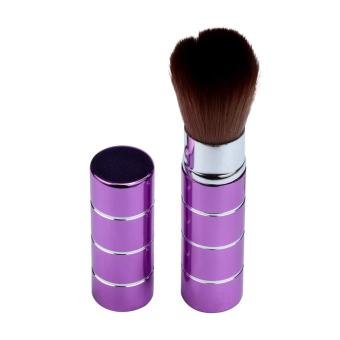 Harga Makeup Metal Telescopic Brush Cheek Brush Blush Brush Makeup Brush - intl