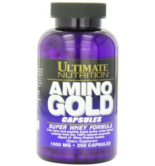 Harga Ultimate Nutrition Amino Gold - 250 tabs