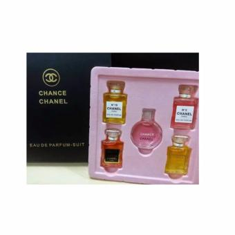 Harga Parfum Channel Mini Set Branded Import