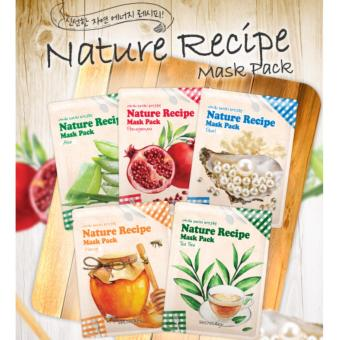 Harga Secret Key Nature Recipe Mask Pack (Mix Varian)