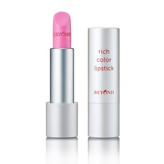 Harga Beyond Rich Color Lipstick 02. StrawBerry Milk