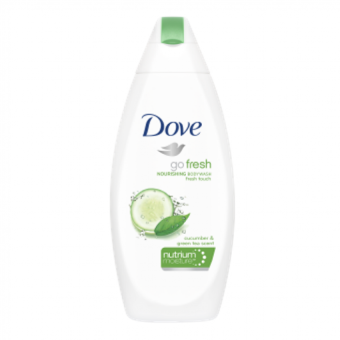 Dove Body Wash Go Fresh Cucumber 200ml