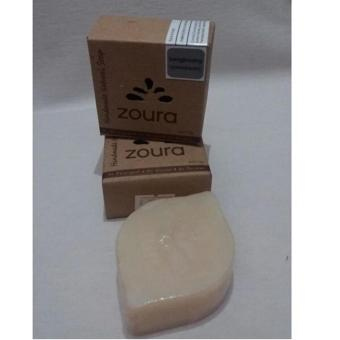 Harga Zoura Natural Soap - Varian Bangkoang ( Yamabean ) For Face & Body