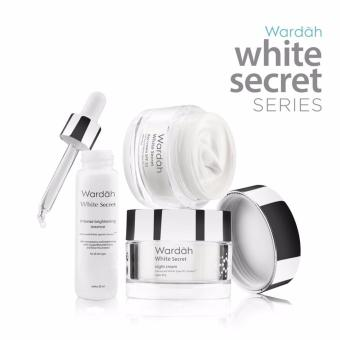 Harga Wardah White Secret Paket Serum - 30 Gr