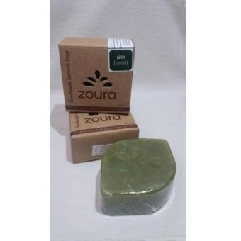 Harga Zoura Natural Soap - Varian Sirih - For Body