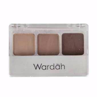 Harga Wardah Eye Shadow G_Raisya
