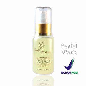 Harga Kefir Beauty Facial Wash