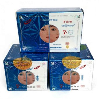 Harga Deonard Paket Blue 7 Days 25 Gram Big Original