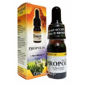 Harga Propolis Diamond Lite20 New Release -6ml